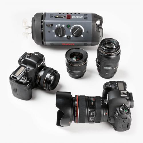 Productfotografie_camera_en_lenzen